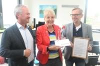 """Sternenfänger 2016"""": Bürgermeisterin Gerda Weigel-Greilich"""