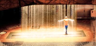 Wasserspiel am Selterstor Fot Dr. Markus Lubasch