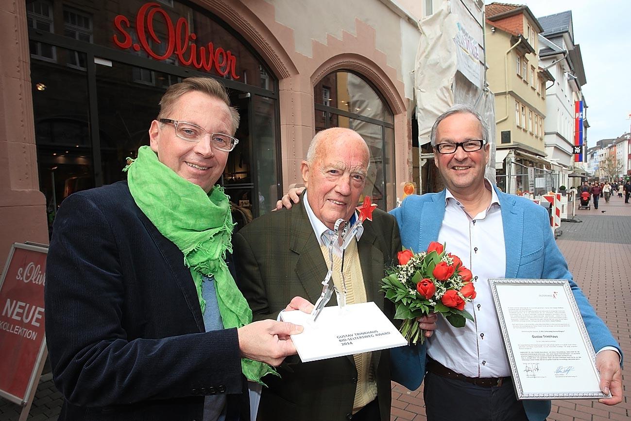 """Sternenfänger 2014"": Gustav Trinkhaus"