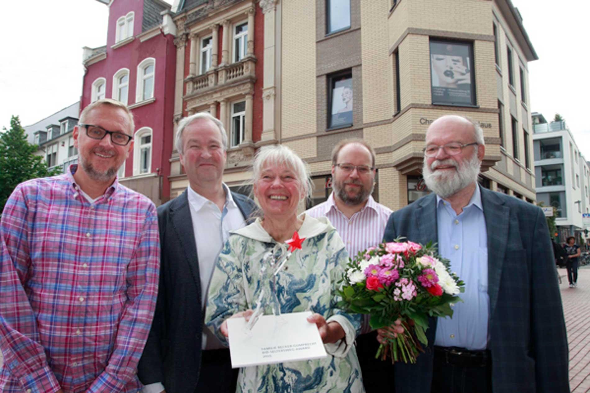 """""""Sternenfänger 2015"""": Familie Becker-Gumprecht"""