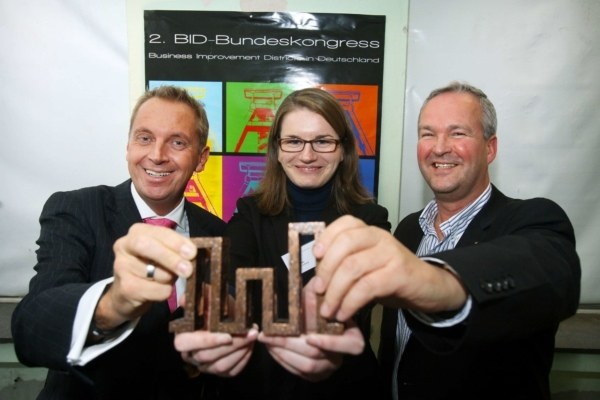 BID Seltersweg e.V. erhält Auszeichnung bestes BID