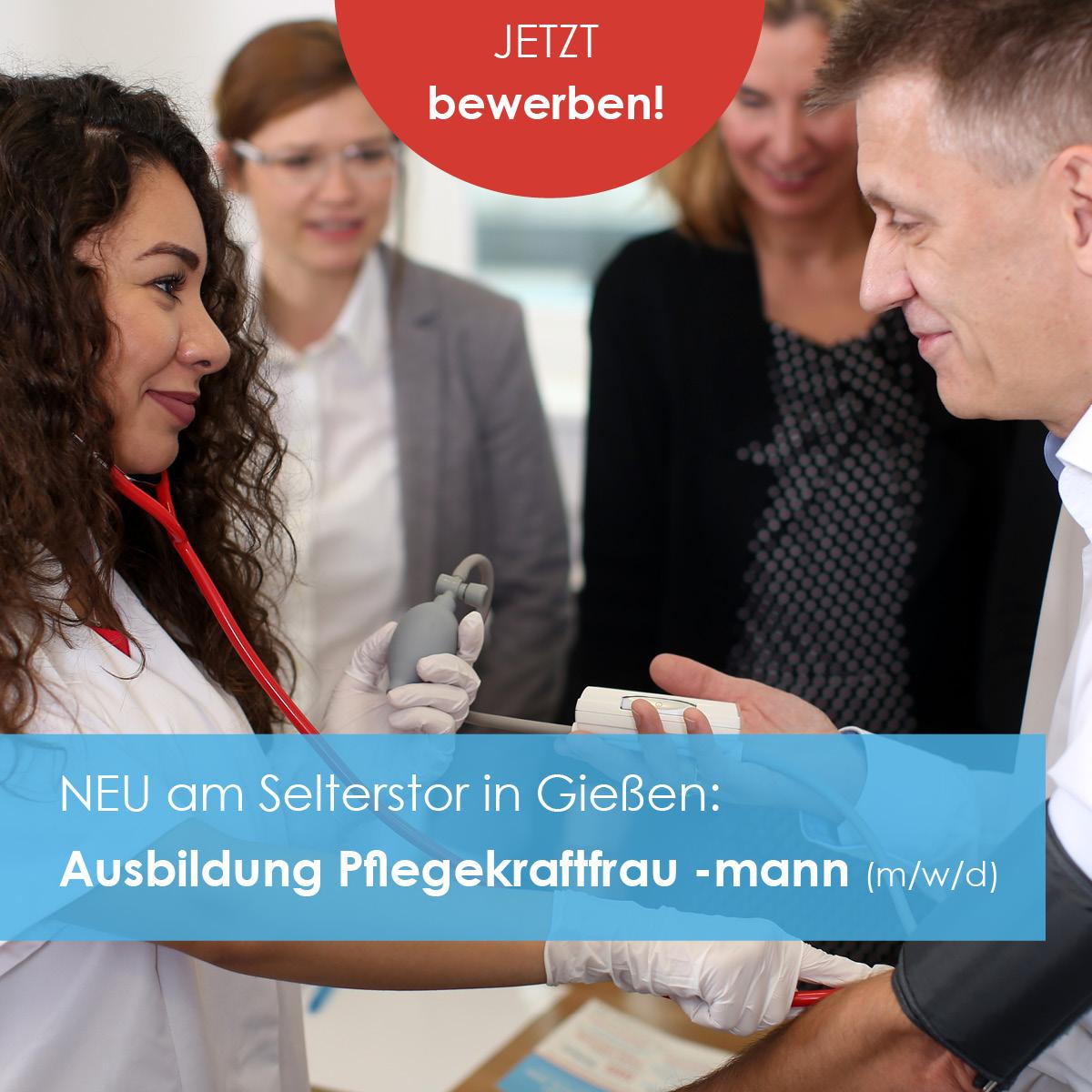Pflegeschule Selterstor Giessen